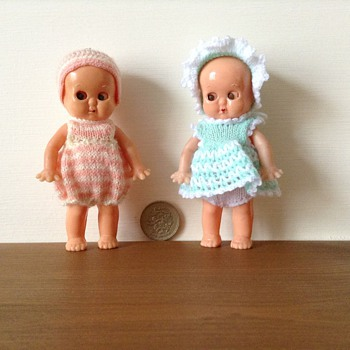 My Little Friend - Dolls