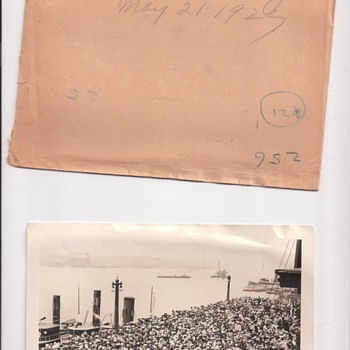 The Day We Left New York 1927 Or 1929 - Photographs