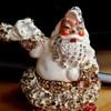 White Santa Betty Lou Nichols La Habra... White Santa RARE?