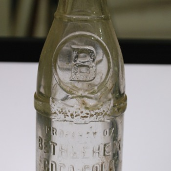 Coca Cola 6 oz bottle Bethlehem PA