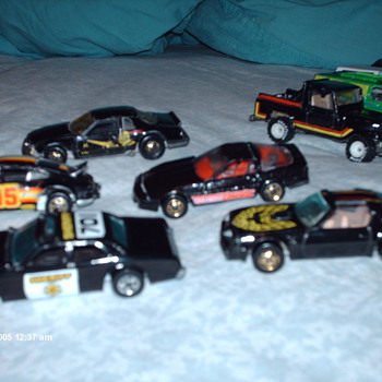 my child hood hot wheels - Model Cars