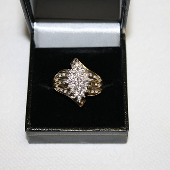 Mom's Antique Diamond Ring - Fine Jewelry