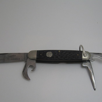 Ulster U.S.A. - Boy Scouts of America Pocket Knife - Tools and Hardware