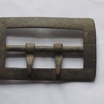 Excavated Union Cavalry Sling Buckle