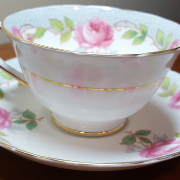 Tuscan Fine English Bone China Cup and Saucer