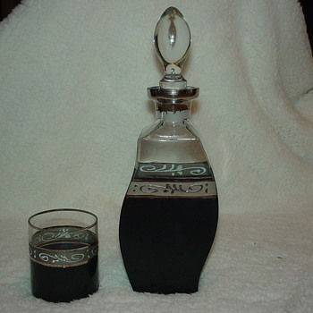 Decanters or Ewers from Persia - Glassware