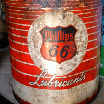 DAD'S GALLON CANS