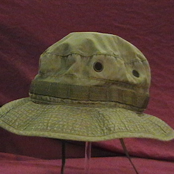 1968 Vietnam Era U.S. Army Boonie Hat - Military and Wartime