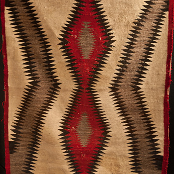 1940&#039;s Navajo Rug - Native American