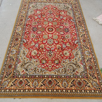 Antique or modern rug?