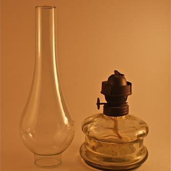 Yuksel Oil Lamp