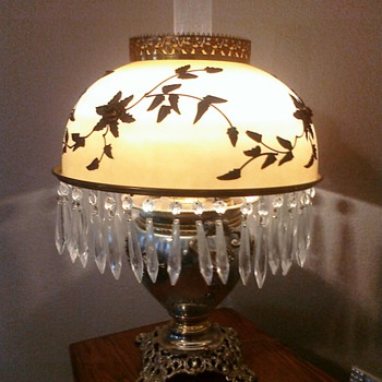 Wanting info on my favorite lamp!