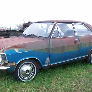 1969 Opel Kadett L - Classic Cars