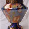 Kralik Millefiori Vase