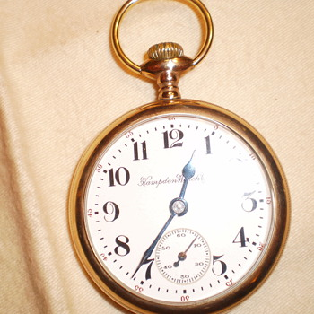 Hampden Watch Co - Pocket Watches
