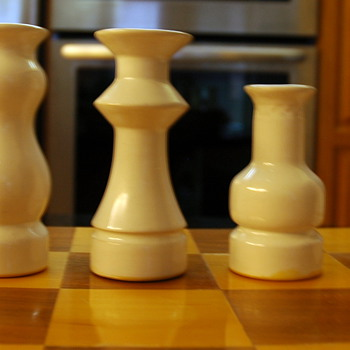 Chess Set with a Twist - Games