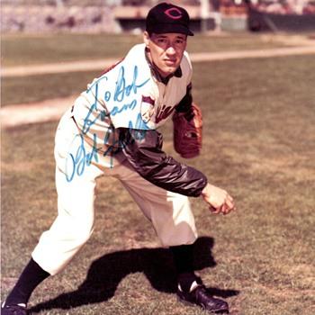 Bob Feller - Baseball