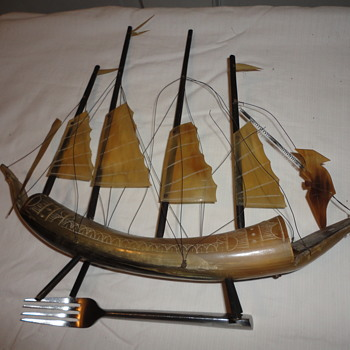 Nautical Art Sculpture - Visual Art