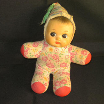 Little cloth doll - Dolls