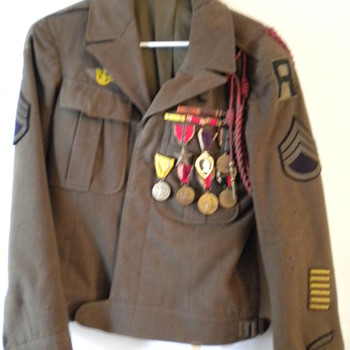 World War II  jacket