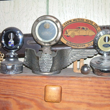 A couple Motometers