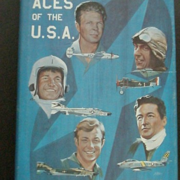 Fighter Aces of the U.S.A. - Military and Wartime