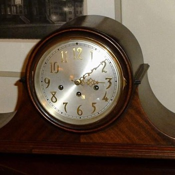 Seth Thomas #75 Grand Westminster Chime Clock