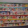 New shelves for my spray paint can collection