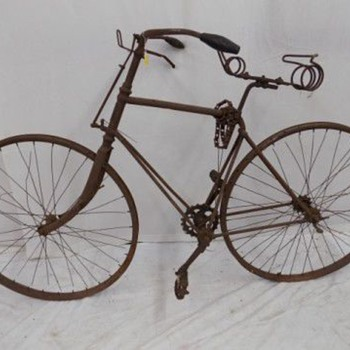 1890s Bicycle