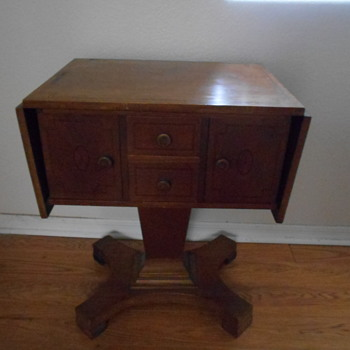 Vintage Sewing Table - Sewing