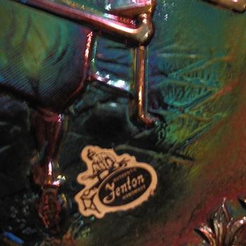 Fenton Find - Glassware