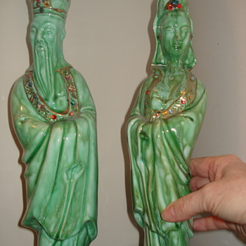 Do you know anything about these????????? - Art Deco