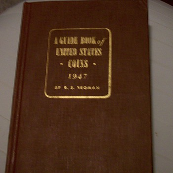 first printing and editon red book - US Coins