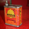 junior shell oil can