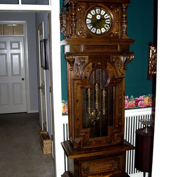 Gazo  Grandfather Clock