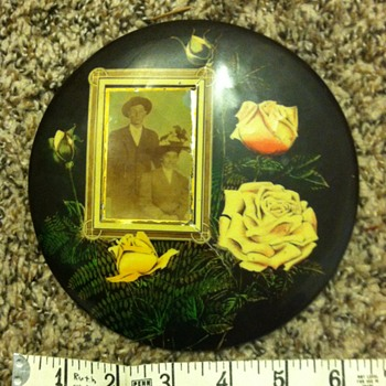 "Mystery 6"" Diameter Picture Button?"
