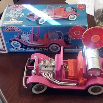 Sand Drag-N Buddy L - Model Cars