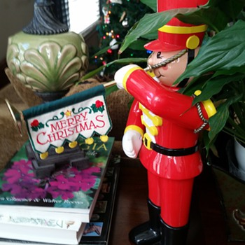 Vintage Christmas Musical  Toy Soldier by Trendmaster