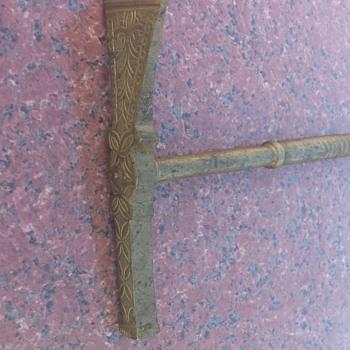 solid brass hammer