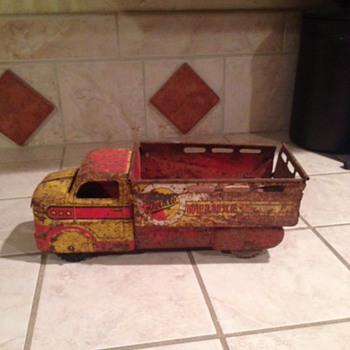 Rusty Marx Truck