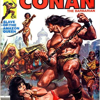 Sword of CONAN! - Comic Books