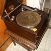 Columbia Grafanola Table Top Record Player Circa 1920
