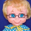 My favorite childhood doll. Mrs. Beasley