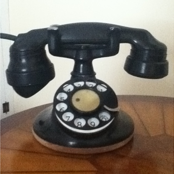 Western Electric 102 Telephone - Telephones
