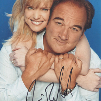 James Belushi Authentic Hand-Signed Photo (2013) - Photographs