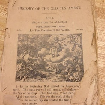 History of the Old Testament - Books