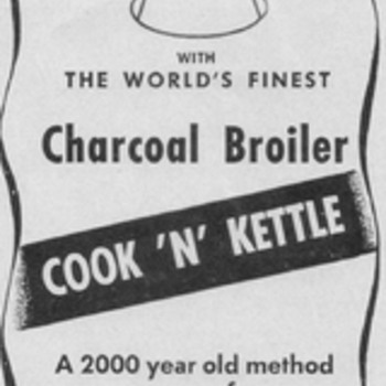 1950 Cook-n-Kettle Advertisement - Advertising