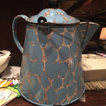 Graniteware coffee pot?
