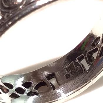 Silver marks - Fine Jewelry