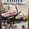 Pilots. Man your planes. WWII